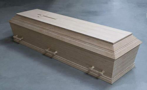 Bambus Kiste